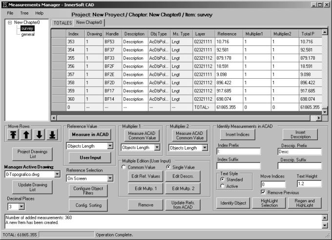 InnerSoft CAD for AutoCAD 2012