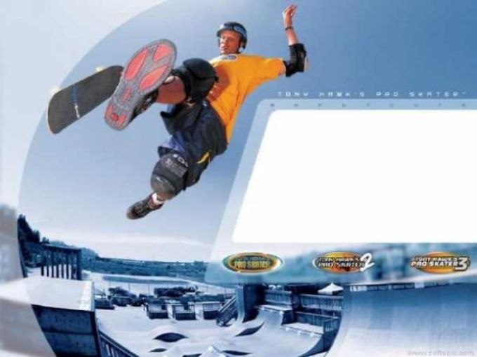 Tony Hawk's Pro Skater Wallpaper