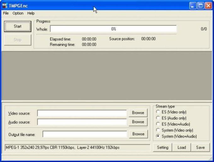 TMPGEnc Net
