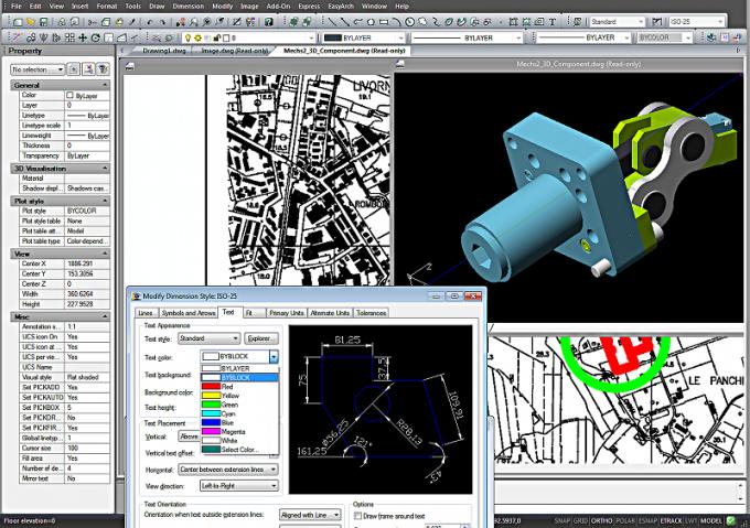 progeCAD 2013 Professional CAD Software