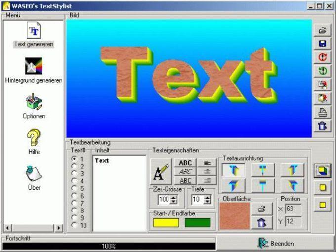 TextStylist