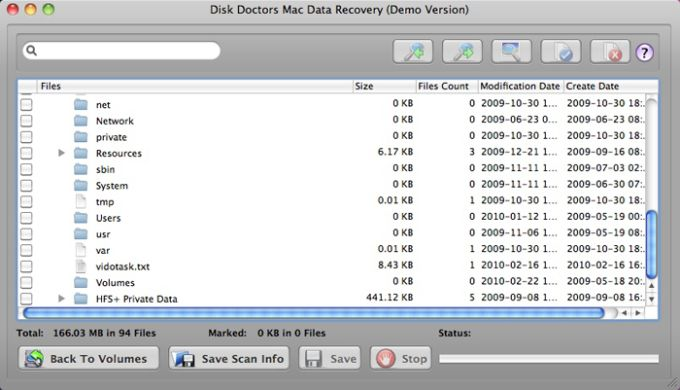Disk Doctors Mac Data Recovery
