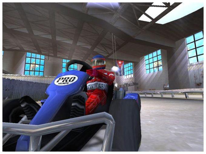Michael Schumacher World Tour Kart