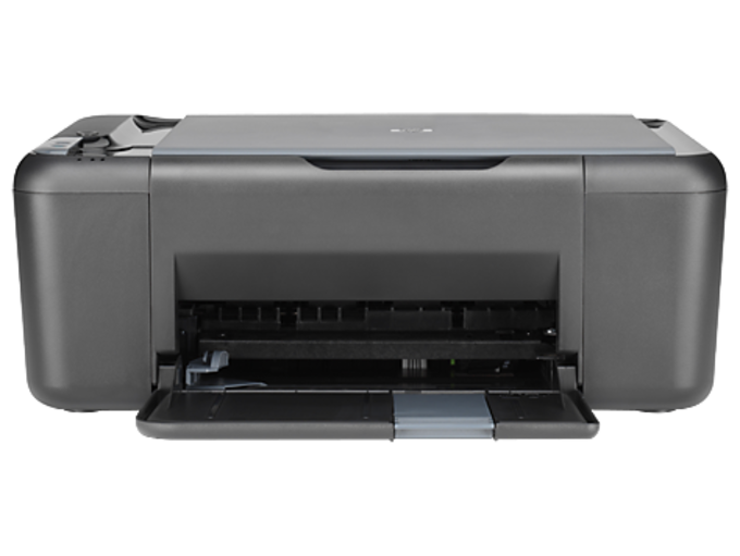 HP Deskjet F2418 Printer drivers