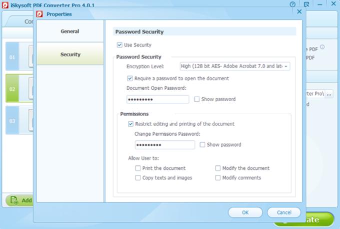 iSkysoft PDF Converter for Windows