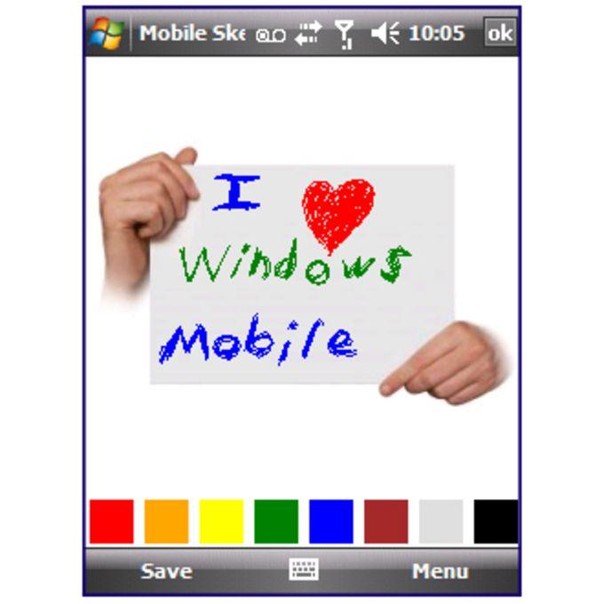 Mobile Sketcher