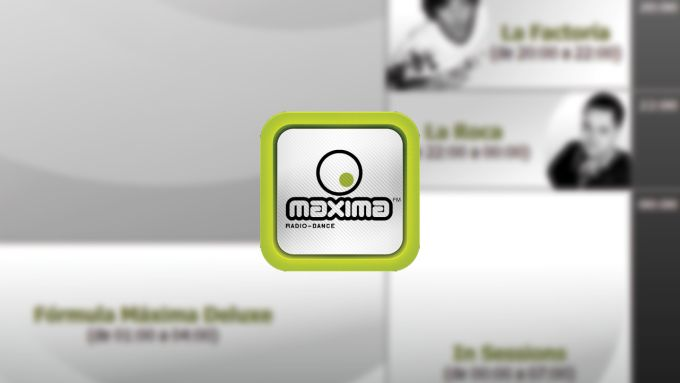 Máxima FM para iPhone