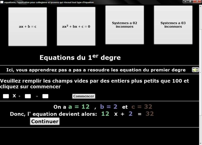 equationix