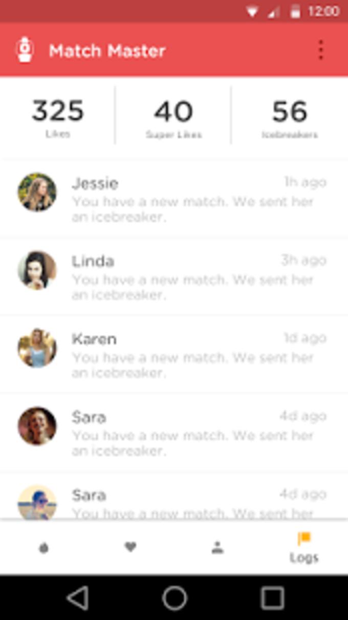 Match Master for Tinder