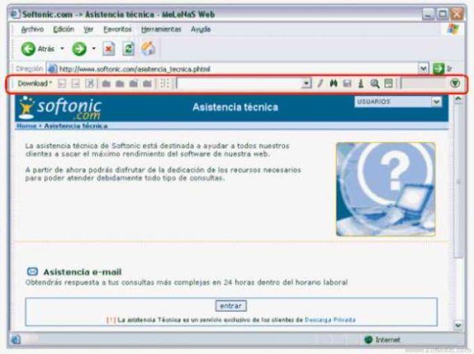 Download Toolbar