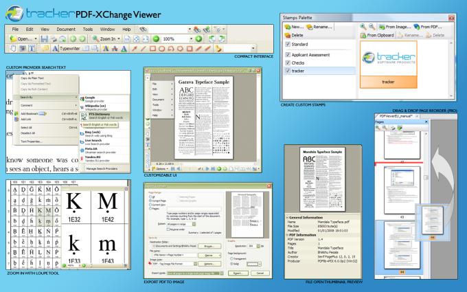 VIEWER PRO 2.5.198 TÉLÉCHARGER GRATUITEMENT PDF-XCHANGE