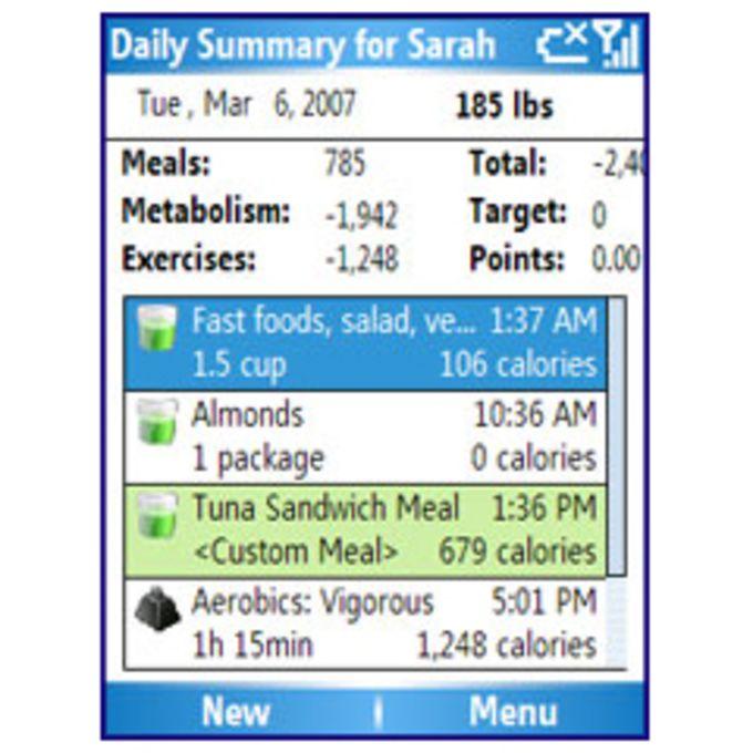 Health & Diet Manager