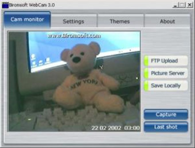 Biromsoft WebCam