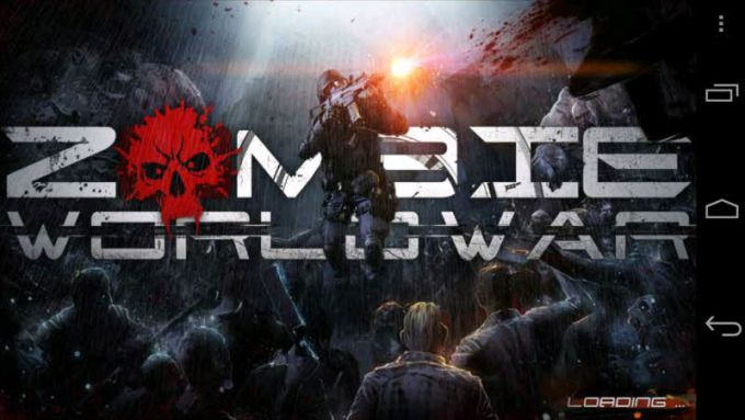 Zombie World War