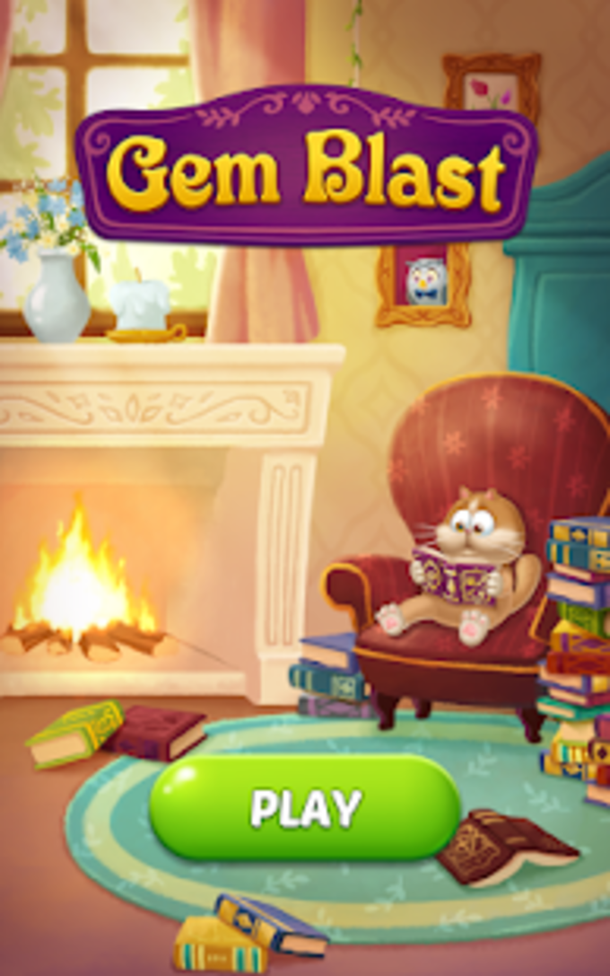 Gem Blast Magic Match Puzzle