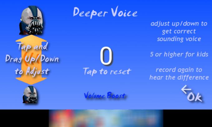 Bane Voice Changer BTVC