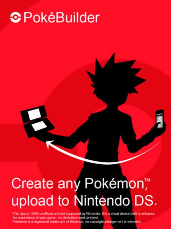 PokéBuilder - Build a Monster Cheat - For Pokémon