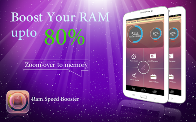 Memory Cleaner- RAM Booster