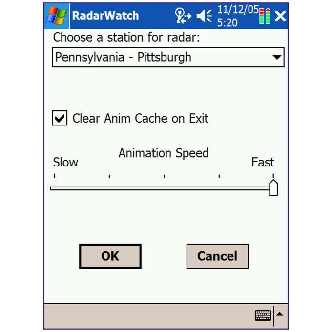 Radar Watch