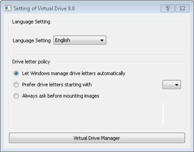 Virtual Drive