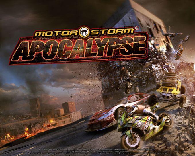 MotorStorm Apocalypse Wallpaper