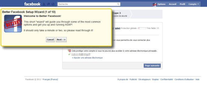 Social Fixer for Facebook