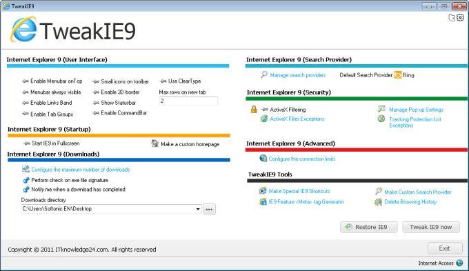 ie9 repair tool download