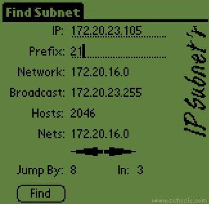 IP Subnetr