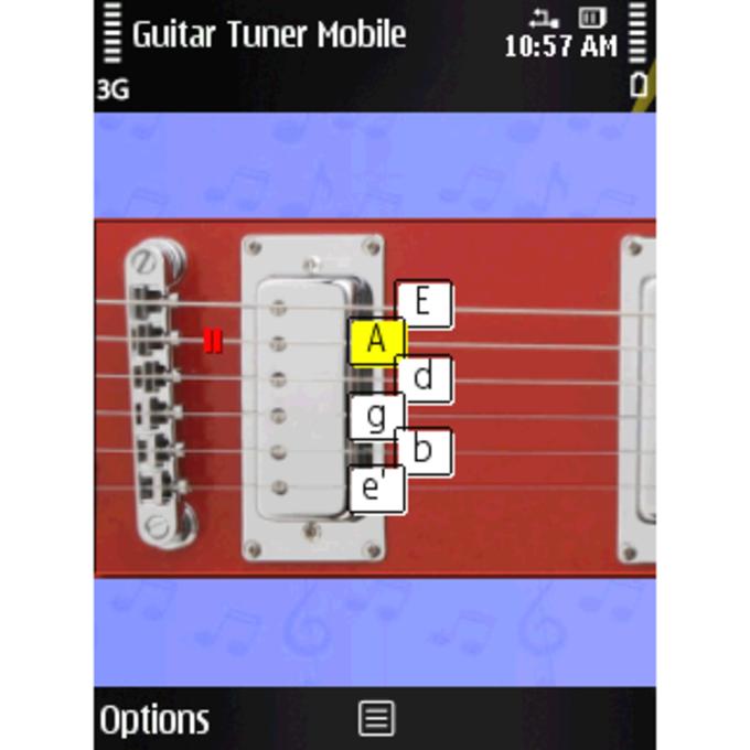 Guitar Tuner Mobile
