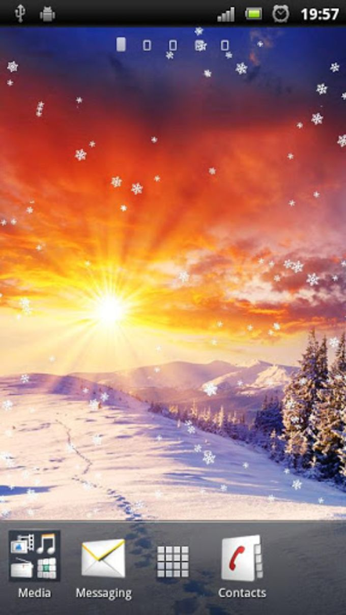 Winter live wallpaper hd free for android winter live wallpaper hd free voltagebd Gallery