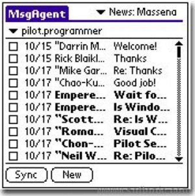 MsgAgent