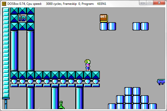 Commander Keen: invasion of the Vorticons