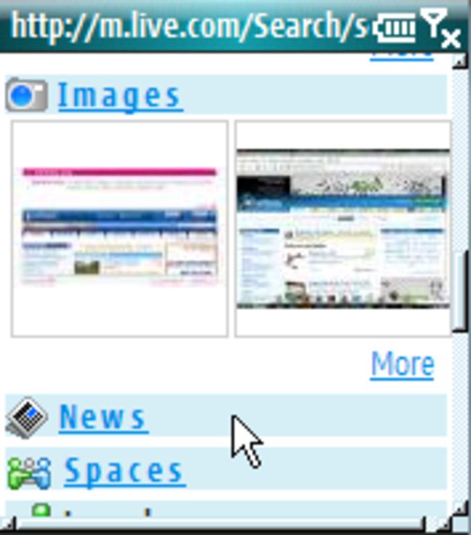 IE Mobile 6 (IEM6) + Windows Mobile Emulator Images