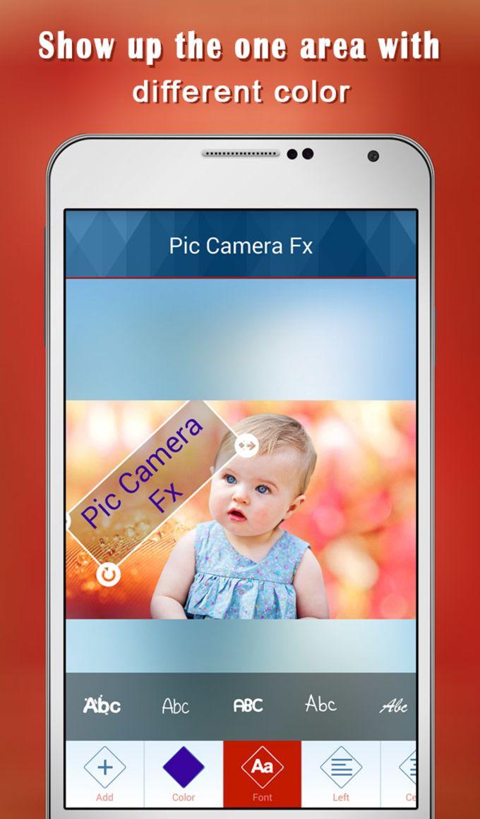 Pic Camera Fx