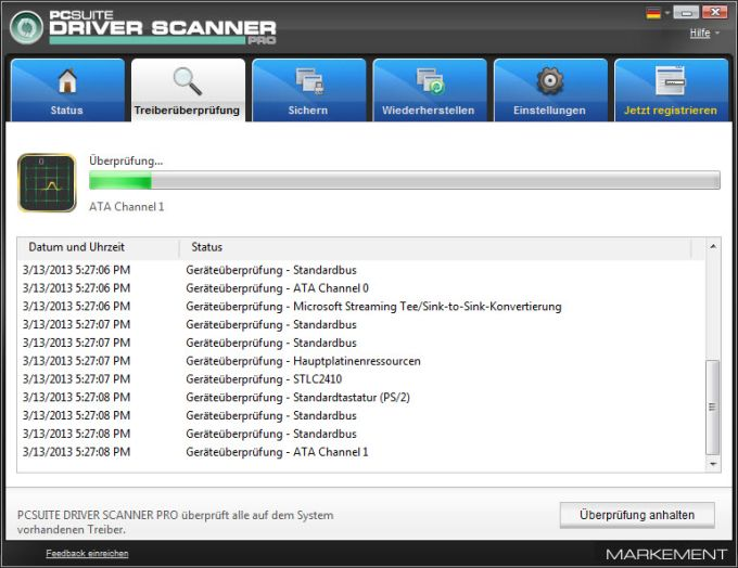 PCSuite Driver Scanner Pro