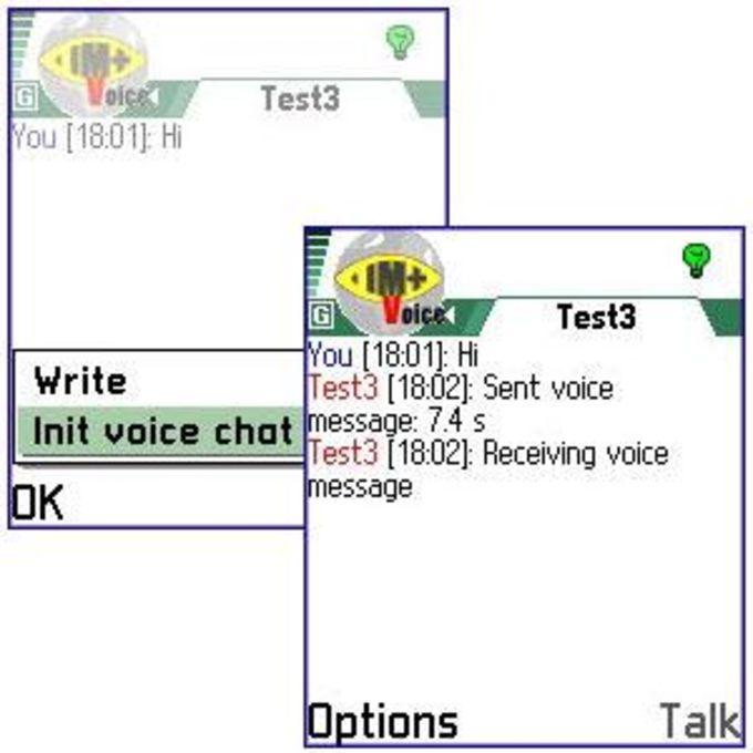 IM+ Voice