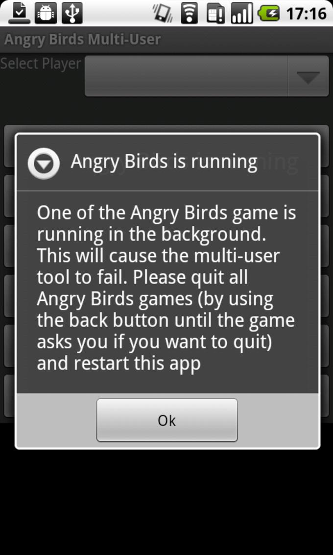 Angry Birds Multi User