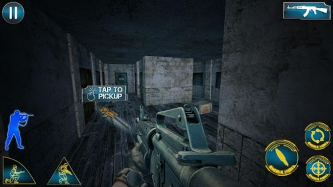 FPS Commando Adventure