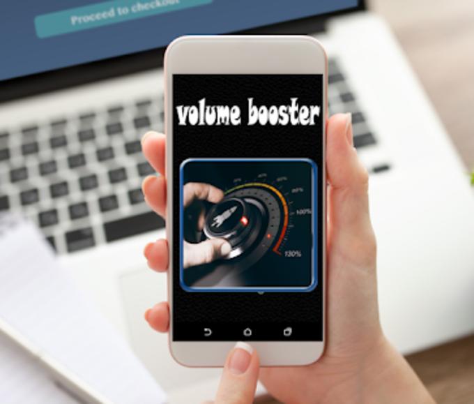 Volume booster на андроид скачать