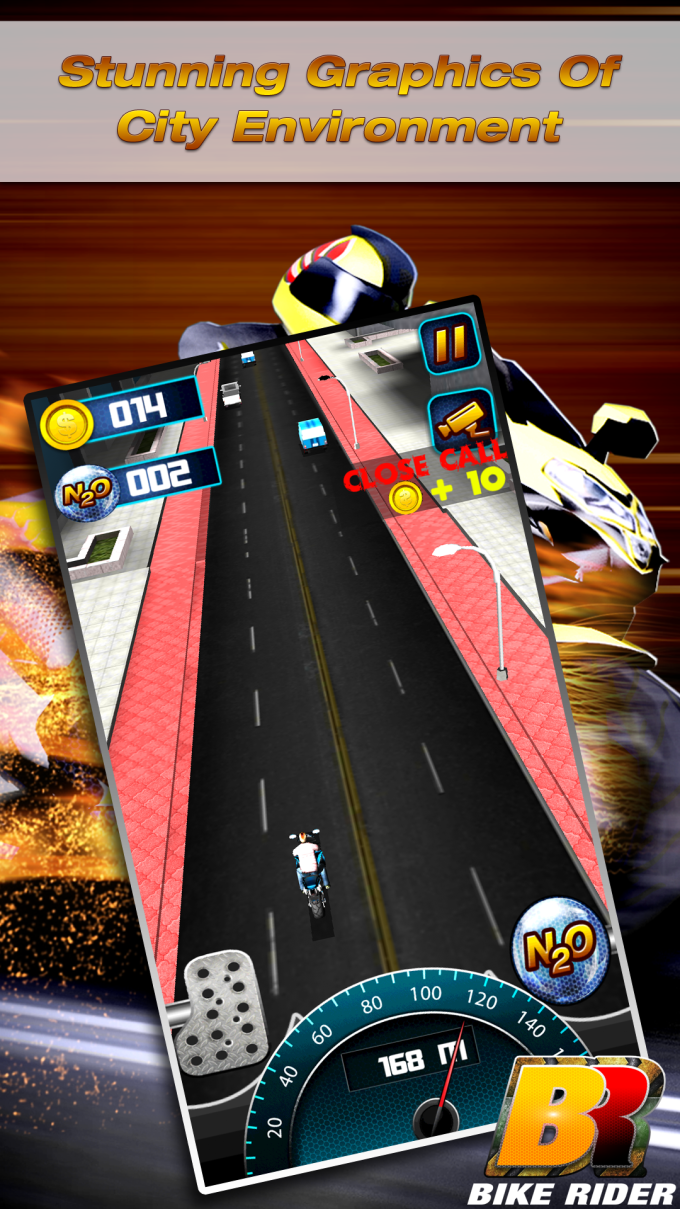 Ultimate Higway Rider-3D