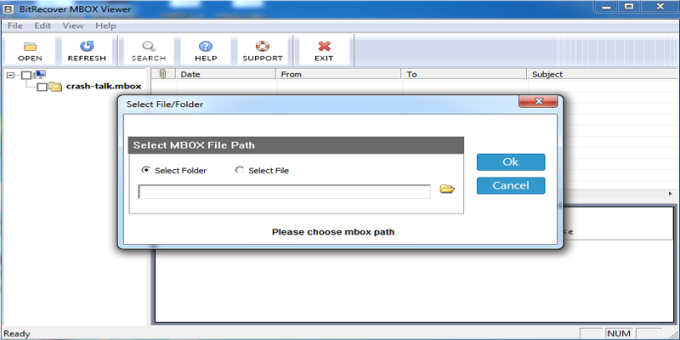 BitRecover MBOX Viewer
