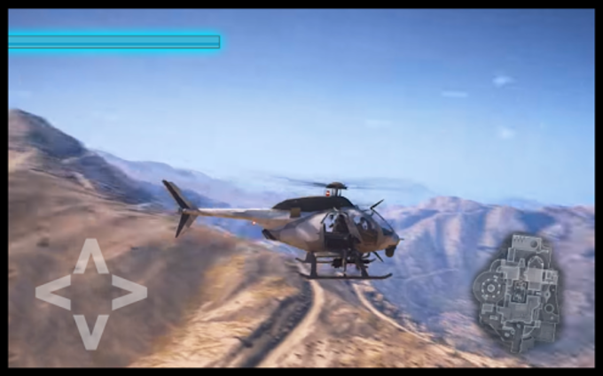Police Helicopter  Crime City Rescue Flight 3D