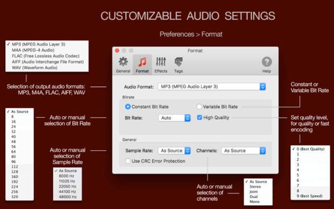 To Audio Converter Lite