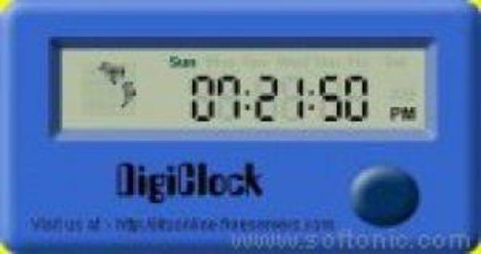 DigiClock