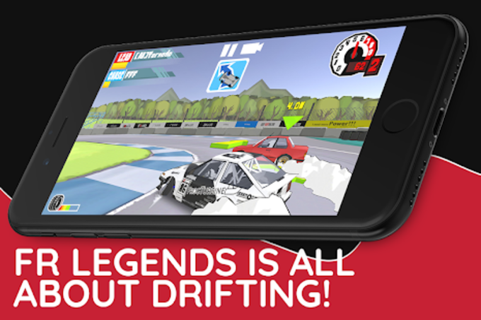 FR LEGENDS Spirit of drifting