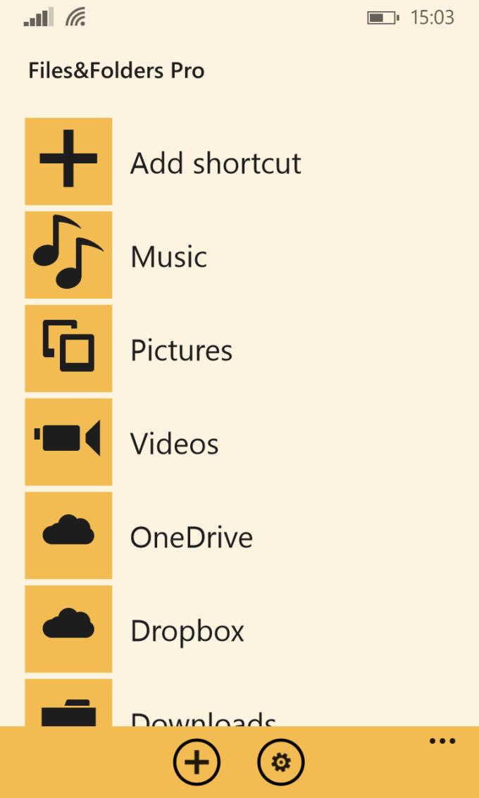 Files&Folders Lite