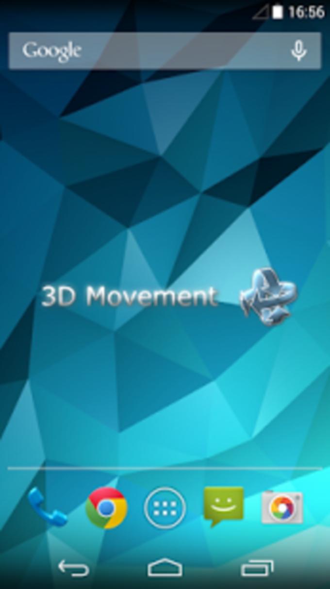 Depth Photo 3D Live Wallpaper