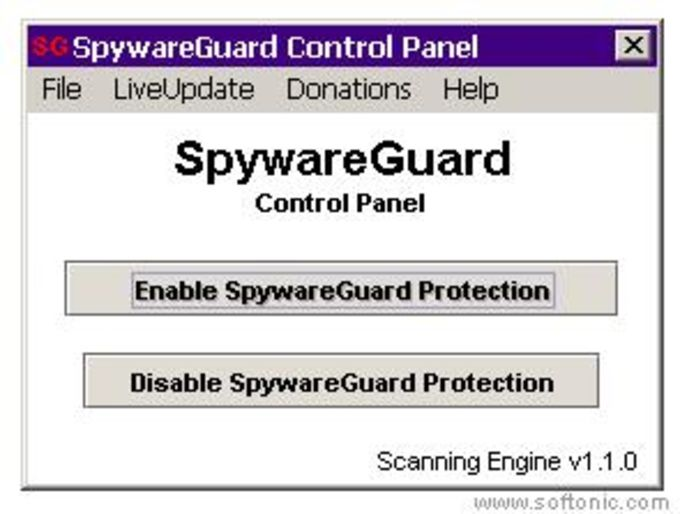 SpywareGuard