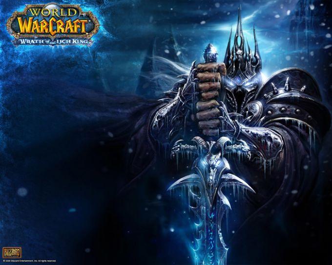 World of Warcraft Death Knight Wallpaper
