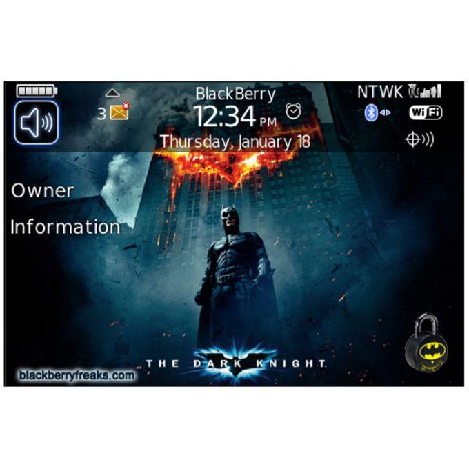 Tema Dark Knight